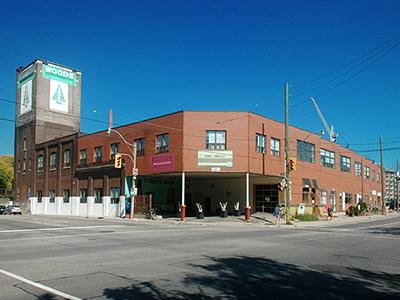 401 Logan Ave. Toronto