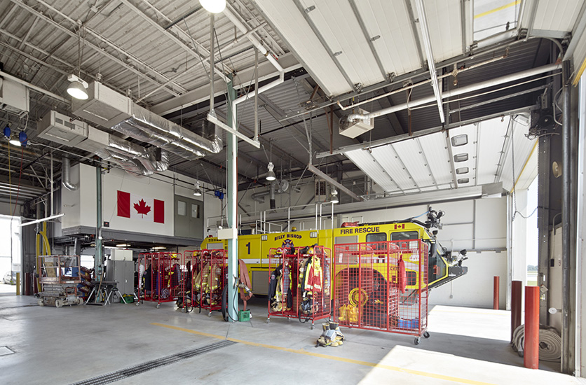 Toronto Airport Rescue & Fire Fighting