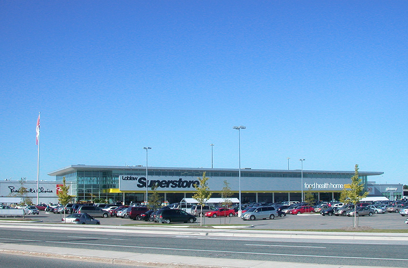 Loblaws LEED Supermarket