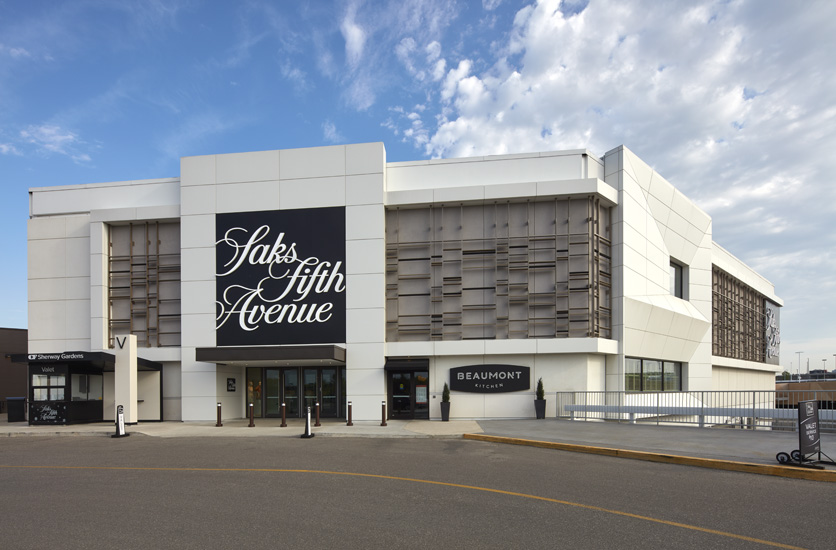 Saks Fifth Ave – Sherway Gardens