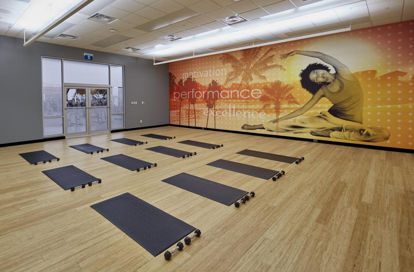 LA Fitness – Yonge & Sheppard
